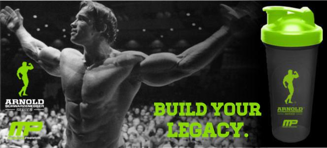 Arnold gertuvė sportui