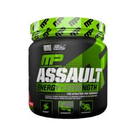 muscle pharm assault papildas