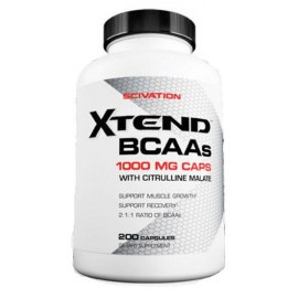 Scivation XTEND BCAA (200 kaps.)