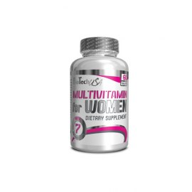 Biotech Multivitamin For Women (60 tab.)
