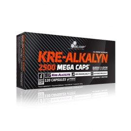 Olimp Kre-Alkalyn 2500 Mega Caps (120 kaps.)