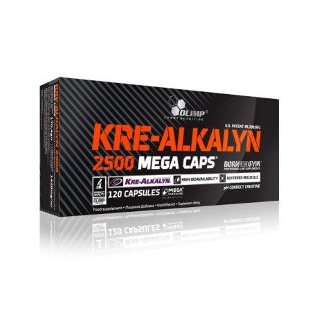 Olimp Kre-Alkalyn 2500 Mega Caps (120 kaps.)