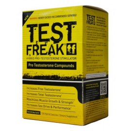 PharmaFreak Test Freak (120 kaps.)