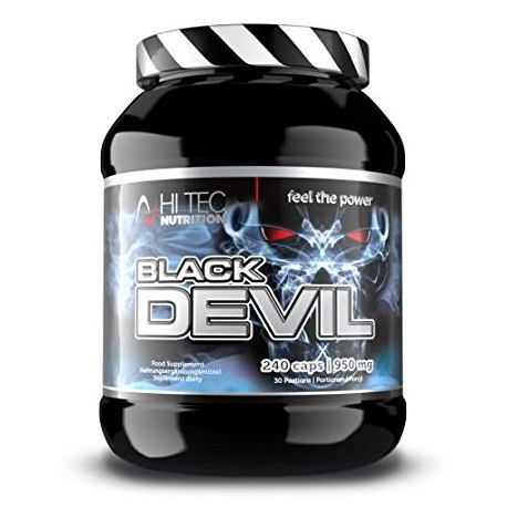 Hi Tec Black Devil (240 kaps.)