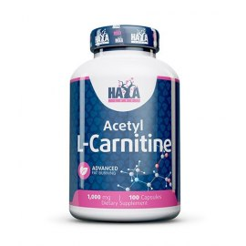 Haya Labs Acetyl l-carnitine (100 kaps.)