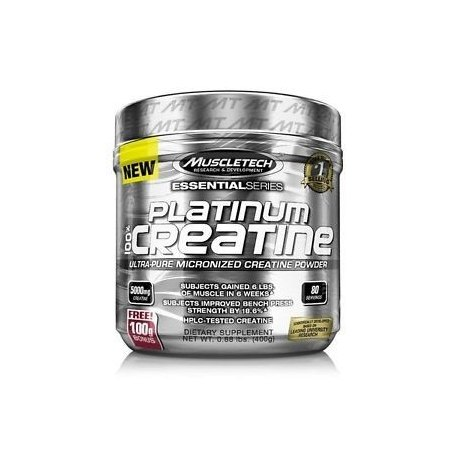 MuscleTech Platinum Creatine (400 g.)
