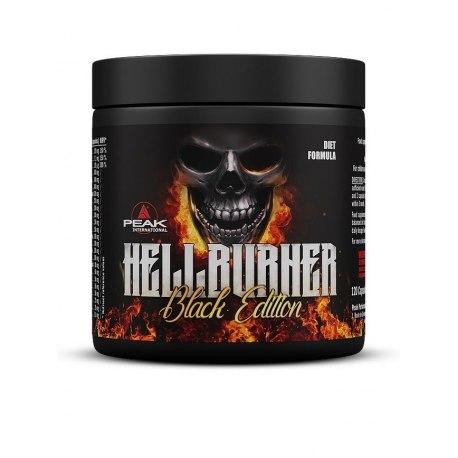 Peak International Hellburner Black Edition (120 kaps.)