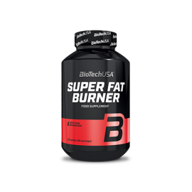 Biotech Super Fat Burner (120 tab.)
