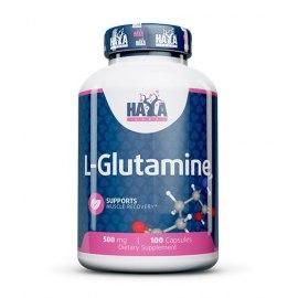 Haya Labs L-Glutamine (100 kaps.)