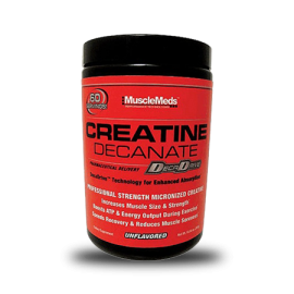 Creatine Decanate  kreatinas jėgai