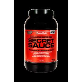 Secret Sauce masito papildas atsigavimui po trenirutoės