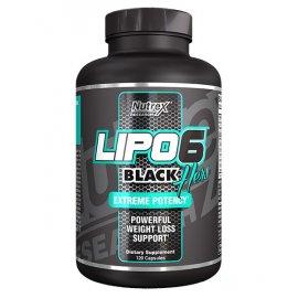 Nutrex Lipo-6 Black Hers + DOVANA!!