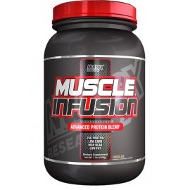 Muscle Infusion proteinas