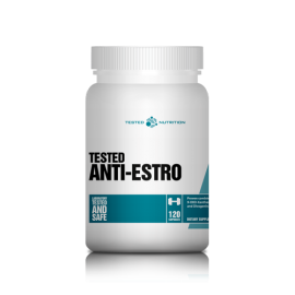 Tested Anti-Estro testosterono skatintojas