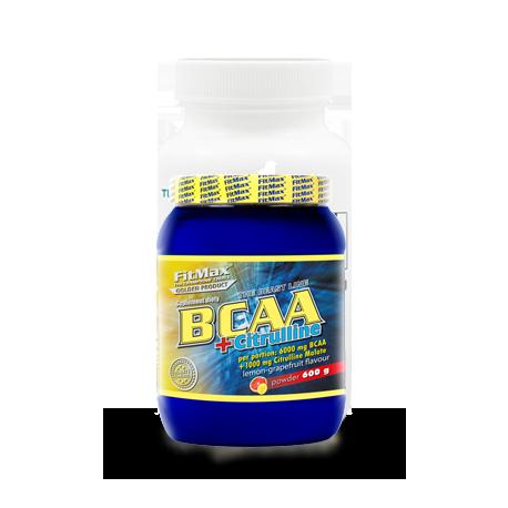 BCAA + Citrulline aminorūgštys BCAA ir citrulinas