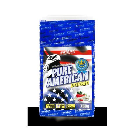 Pure American baltymai