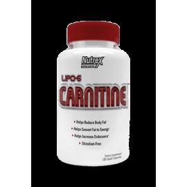 Nutrex L-Carnitine karnitinas svorio mažinimui