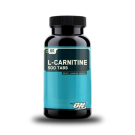 Optimum L-Carnitine 500 mg.  karnitinas