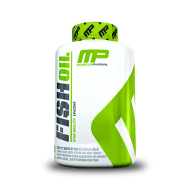 Musclepharm Fish Oil žuvų taukai