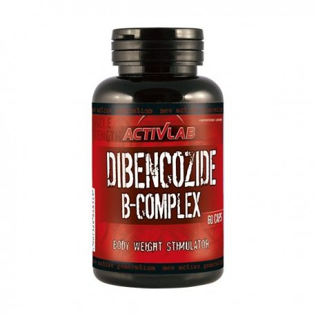 Activlab Dibencozide B-Complex vitaminai masei