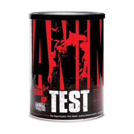 Universal Animal Test testosterono skatintojas