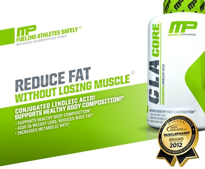 Musclepharm CLA papildas