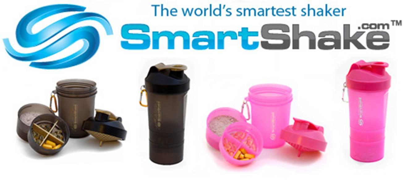 Smartshake gertuvės sportui