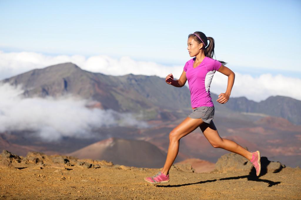 Greitas bėgimas ir jo nauda moterims