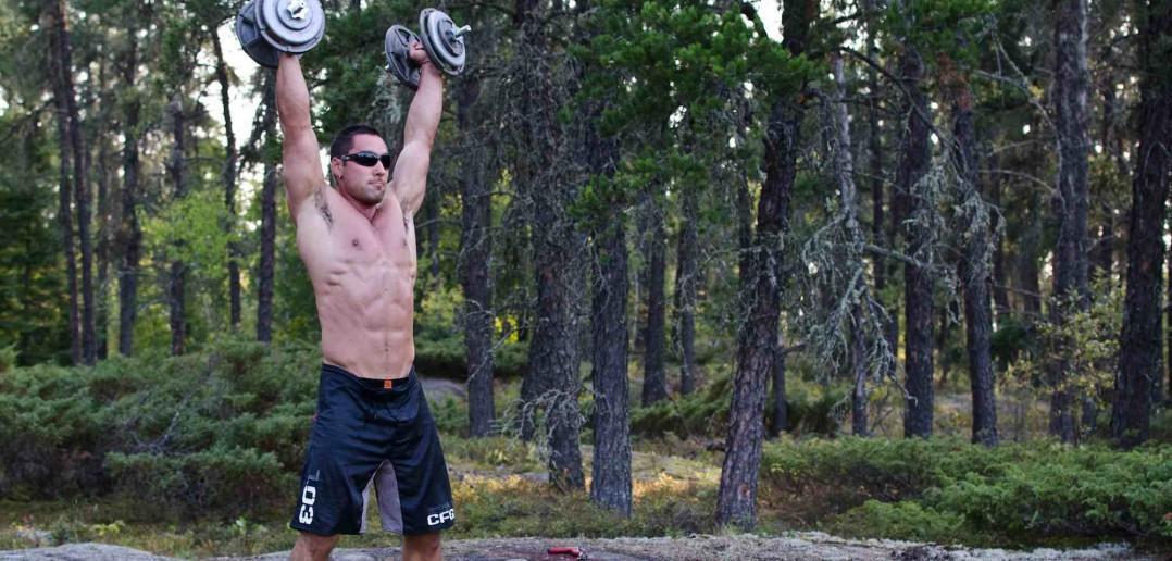 Pratimas pečių raumenims