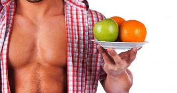 masės auginimo mityba