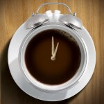 Kofeinas mažina alkį