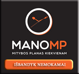 ManoMP projektas