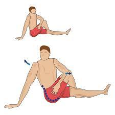 Šlaunies-tiesiamųjų-raumenų-tempimas