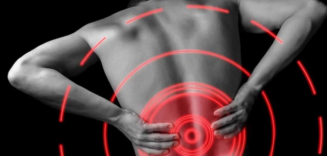 Nugaros skausmai sportuojant