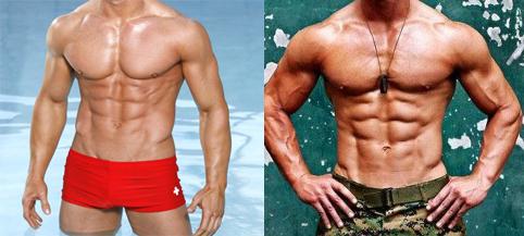 Kaip užauginti raumenų masę