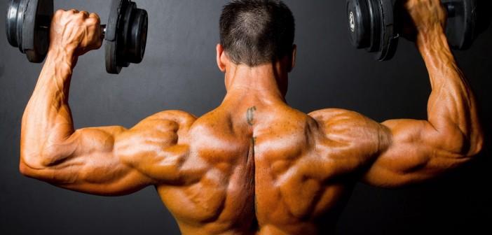 Kaip užauginti plačius ir stiprius pečius